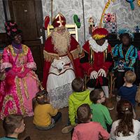 Prikkelarme Sinterklaas